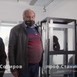 "The Installation of the Supercomputer at the Burgas University ""Prof. Dr. Asen Zlatarov"" on the UNITe Project Begins"